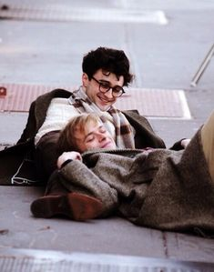 Imagem de kill your darlings, dane dehaan, and daniel radcliffe