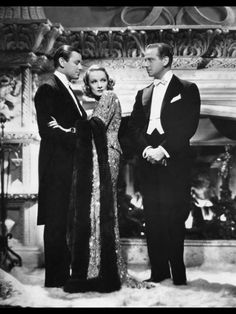 "Marlene shooting Lubitsch's ""Angel"""
