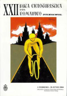 XXII Ruta Cicloturística del Románico - Internacional : [1 febrero-20 junio 2004], D.L.2003  http://absysnetweb.bbtk.ull.es/cgi-bin/abnetopac01?TITN=532685