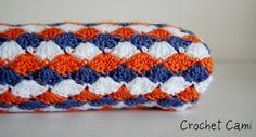 shell blanket pattern