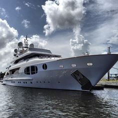 Super Yachts #FortLauderdale - Seatech Marine Products & Daily Watermakers