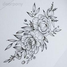 August cover page Unalome Tattoo, Tattoo Femeninos, Up Tattoos, Rose Tattoos, Tattoo Drawings, Body Art Tattoos, Sleeve Tattoos, Flower Tattoo Arm, Flower Tattoo Designs