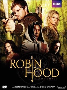 Special Offers Available Click Image Above: Robin Hood: Season Three Dvd From Warner Bros. Jonas Armstrong, Robin Hood Bbc, Toby Stephens, Sherwood Forest, Bbc America, Christian Movies, Family Show, Tv Series Online, Period Dramas