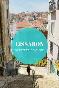 Lissabon ist eine der schönsten Städte in Europa. Auf unserem Blog findest du einen ausführlichen Lissabon Guide mit allen Infos zu Sehenswürdigkeiten, Tipps, Verkehr, Ausflügen, Essen und Übernachten.