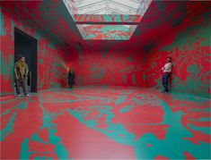 Irina Nakhova, 'The Green Pavilion,' 2015, 56th Venice Biennale