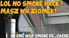 Widzenie przez smoke hack!? | Top 5 One way smoke de_cache