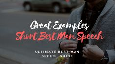 From sentimental to serving up great one-liners, our best man speech examples will help get those creative juices flowing & save you time! Great One Liners, Funny One Liners, Best Man Wedding Speeches, Best Speeches, Short Best Man Speech, Best Man Speech Template, Best Man Speech Examples, One Liner Jokes, Wedding Toast Samples