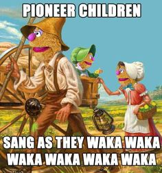 This year, celebrate the LDS pioneer heritage with a good laugh at these 10 hilarious pioneer-based comics and memes.