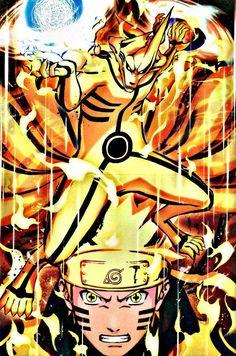 Simplesmente amei 💛💥 Anime Naruto, Naruto E Kurama, Kakashi Sharingan, Naruto Sasuke Sakura, Naruto Funny, Naruto Shippuden Anime, Naruto And Sasuke Wallpaper, Wallpaper Naruto Shippuden, Pyssla Pokemon