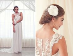 Anna Campbell 2012 Bridal Collection — Loverly