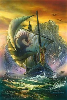 Jan Patrik Krasny - Fantasy Art Fanatics