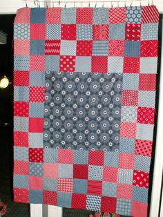 12 WIP Shwe Shwe Quilt #2 by Alphenquilts, via Flickr