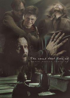 """We'll see each other again,"" Sirius Black said. ""You are — truly your father's son, Harry. …""  - HP The Prisoner of Azkaban"