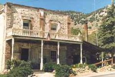 Gold Hill - Nevada Ghost Town
