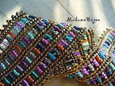 Herringbone Bracelet / madame bijou: január 2012