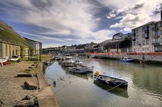Wicklow Docks, Wicklow, Ireland