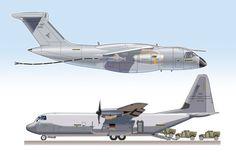 Maior aeronave produzida no Brasil, KC-390 vai melhorar a aviação civil Reprodução/Arte ZH