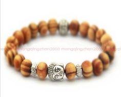 Fashion-sandalwood-8-MM-Buddha-men-lucky-bracelet
