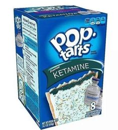 Delicious And Fairly Unique Poptart Flavors To Explore - We share because we care. A resource for sharing the latest memes, jokes and real stuff about parenting, relationships, food, and recipes Funny Food Memes, Food Humor, Stupid Funny Memes, Memes Humor, Funny Laugh, Hilarious, Weird Food, Fake Food, Pop Tart Flavors