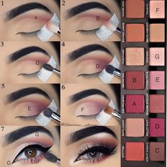 "24.4k Likes, 137 Comments - Asma ✨ (@glamorous_reflections) on Instagram: ""#stepbystep pictorial of my latest look. This palette is truly EVERYTHING!!! double tap if you love…"""
