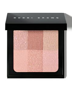 Bobbi Brown Brightening Brick-I love the Shimmer Brick but this looks more for an allover glow. Must try!
