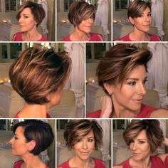 Image result for dominique sachse hair