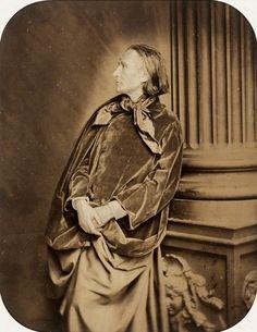 HISTORIA DE LA FOTOGRAFÍA (IV) Listz por Salomon