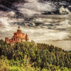 Bologna, Pasquetta e San Luca, foto di andreaxjjx