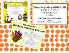 Thanksgiving Bundle Grades PK-1