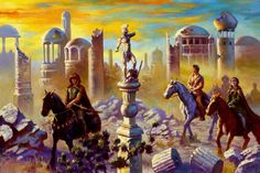 Mixed Stories: Review on The Wheel of Time series Of Robert Jordan ...