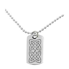 Celtic Pendant with engraving