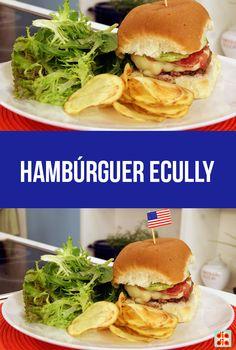 Hambúrguer Ecully