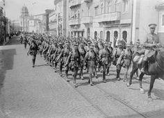 Portuguese troops-Batalha de La Lys (9 a 29 de Abril de 1918)     A Batalha de La Lys, deu-se entre 9 e 29 de Abril de 1918, no vale da ribeira da La Lys, sector de Ypres, na região da Flandres, na Bélgic