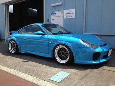 Sweet Porsche 996