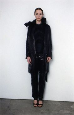 Helmut Lang Fall 1999 Ready-to-Wear Fashion Show