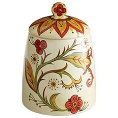 Cookie Jar from Pier One Imports.