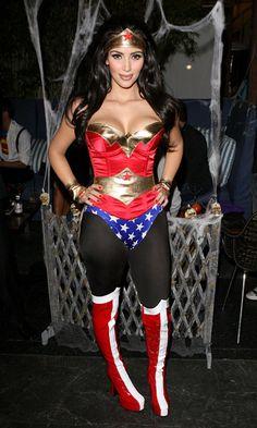 Sexy Celebrity Halloween Costumes | Pictures | POPSUGAR Celebrity