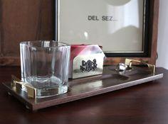 Vintage Men's Dresser Valet Vanity Tray