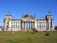 Best things to do in Berlin and Prague are: Charles Bridge, Brandenburg Gate, The Holocaust Memorial - Memorial to the Murdered Jews of Europe, and Prague Castle. Der Reichstag, Brandenburg Gate, Prague Castle, Victoria, Central Europe, Old Buildings, European Travel, Historical Sites, Night Life