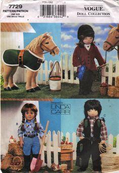 Horse shoe Elf doll clothing