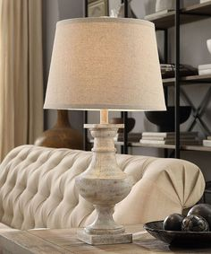 Look at this Berwick Table Lamp on #zulily today!