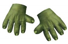 superherocostumesusa.com: : The Avengers Hulk Hands (Adult)