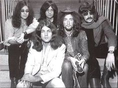 The pioneers of heavy metal and modern hard rock, the legendary band Deep Purple formed in Hertford, England back in Rock & Pop, Rock And Roll, Beatles, Roger Glover, Mundo Musical, Jon Lord, Rock Poster, Psychedelic Music, Greatest Rock Bands