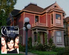 """Inside Halliwell Manor from the TV Show """"Charmed"""" Elvis Presley Cake, Home Goods, House Plans, Places To Visit, How To Plan, Blueprints For Homes, Home Layouts, Household Items, House Floor Plans"""