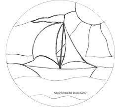 Resultado de imagen para stained glass free patterns