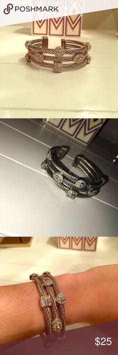 David yurman knockoff bracelet Blue stones David yurman knockoff bracelet Jewelry Bracelets