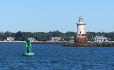 Stamford Connecticut, Spark Plug, Lighthouses, Statue Of Liberty, Cast Iron, Landscape Photography, Lanterns, Concrete, Tower