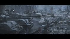 World of Tanks Cinematic Trailer, World Of Tanks, 3d Artwork, 3d Animation, Visual Effects, Great Britain, Behind The Scenes, Commercial, The Unit