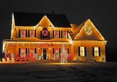 WOW Xmas lights!!