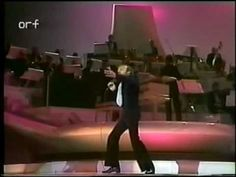 ▶ Eurovision 1978 Ireland - Colm C.T. Wilkinson - Born to sing - YouTube